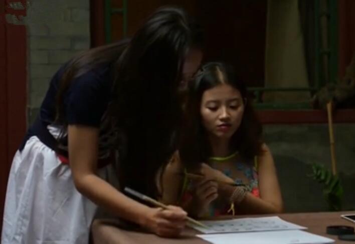 四合院里的藏语班:我想架起一座桥