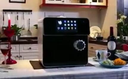 帮厨机器人