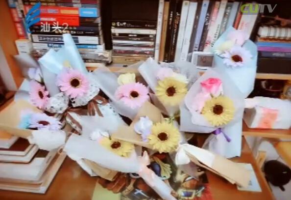 浪漫别致香皂花 2016-08-07