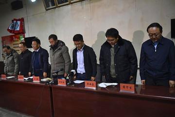 宁夏石嘴山市煤矿瓦斯爆炸事故举行新闻发布会