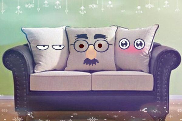客厅沙发靠垫如何清洁?