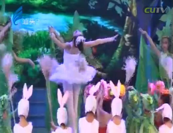 排演原创歌舞剧 艺术教育出成效 2017-05-10