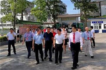 深圳市汕头澄海商会赴澄开展系列公益活动