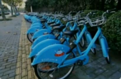 北京出台意见 规范共享单车发展 2017-09-16