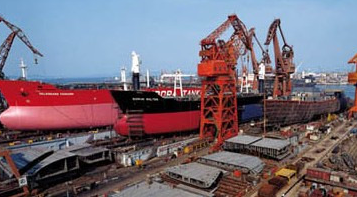 中国造船企业令日本恐慌!日本最大船企欲扩大规模反击
