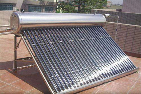 一起来看看太阳能热水器的清洁方法吧!