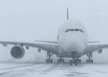 冬季风暴再袭美国东岸 5700万人将受暴风雪影响