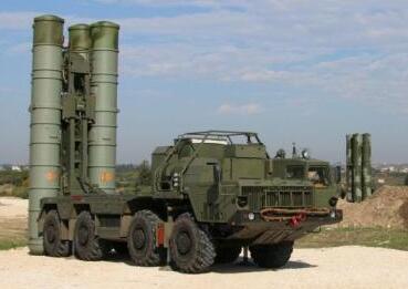俄媒称首套俄制S-400防空导弹系统已发往中国