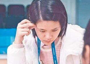 15岁国际象棋小将朱锦尔:世少赛夺冠一鸣惊人