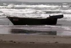 """日本海岸""""幽灵船""""数量创新高:今年共漂去105艘"""