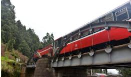 台湾阿里山铁路39天4次出轨 台铁局被指未尽责