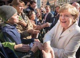 德国波恩17岁少女疑遭难民杀害