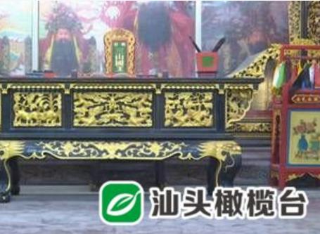 【潮汕手艺】潮汕神器木雕:入木三分,只为雕琢一颗虔诚的心
