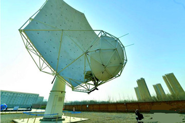 国际大科学工程SKA首台天线在石家庄启动