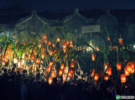 """潮州溪口穿蔗巷:可能是潮汕最""""甜""""的年俗"""