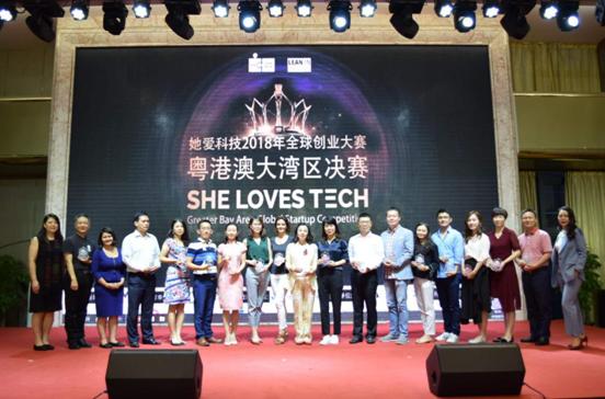 Lean in Shenzhen助力女性科技