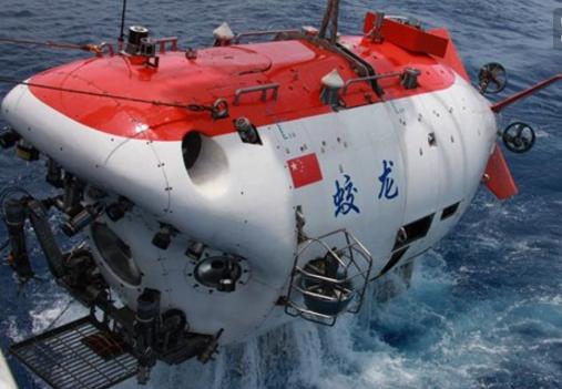 """""""蛟龙""""号新母船""""深海一号""""将于今年年底下水"""