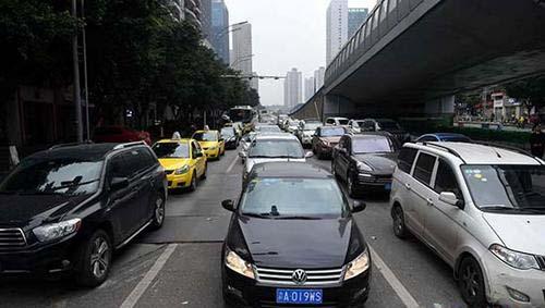中汽协预计:2019年中国汽车市场销量约为2810万辆
