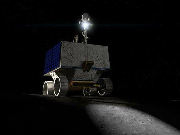 美计划派月球车到月球南极找水