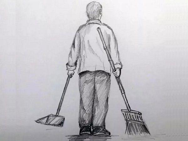 香港市民自发悼念遇害清洁工:不会向暴力低头