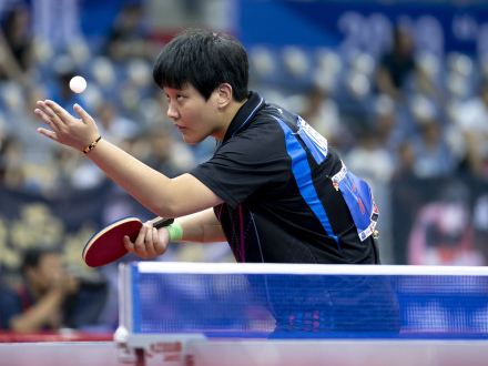 乒乓球团体世界杯中国队开门红