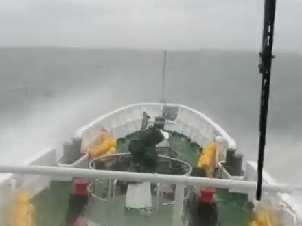 浙江一漁船沉沒11人獲救7人失聯 正全力組織搜救