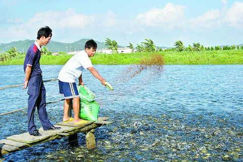 我国将加快构建水产养殖业绿色发展空间格局