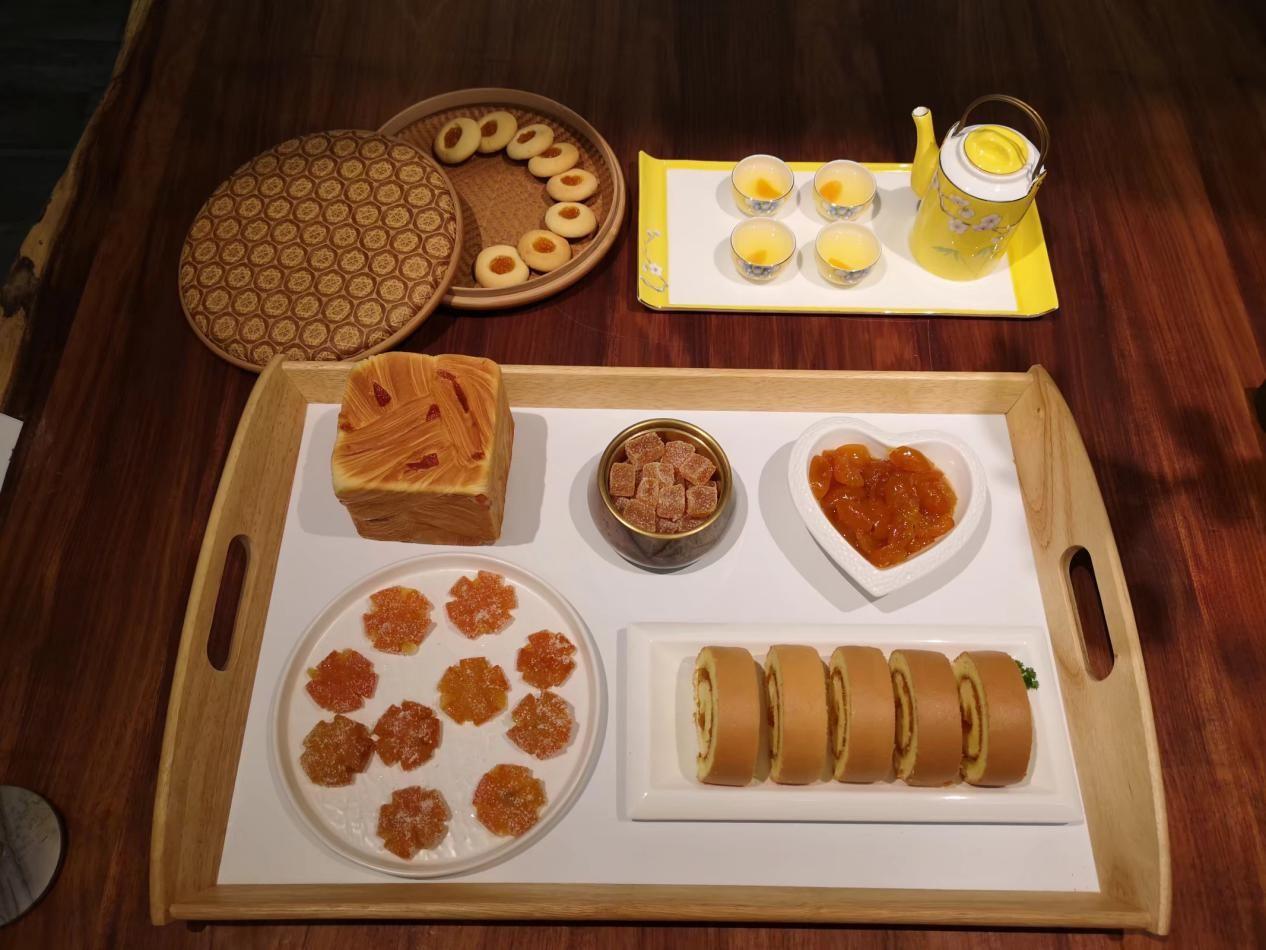 你知道吗?金桔可以制成各款果酱和糕点,搭配部分水果还能食疗!