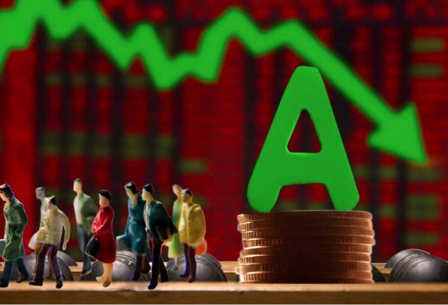 A股全线下挫:沪指失守3000点 创业板指跌逾2%
