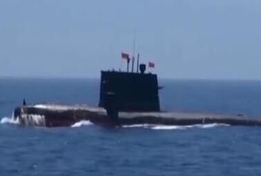 人民海军潜艇部队:核常兼备 锻造坚不可摧水下盾牌