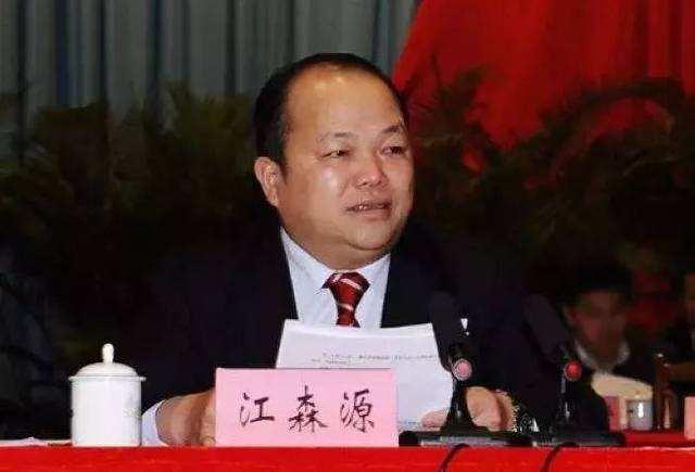 广东省肇庆市原副市长江森源被检方批捕