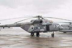 墨西哥一架米-17直升机坠毁 机上7人目前下落不明