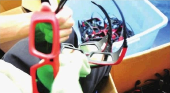 """中消协:看3D电影要购买3D眼镜属""""霸王条款"""""""