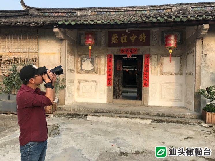 500多个古村落、近150场民俗活动......青年摄影人张声金用相机定格潮汕乡村之美!