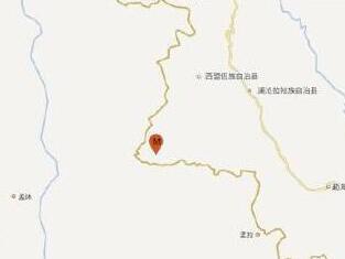 云南普洱市孟连县发生3.4级地震 震源深度7千米