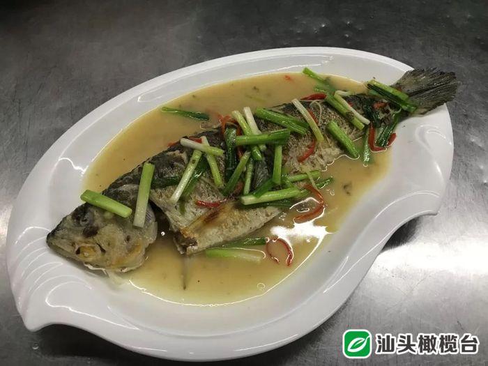 让张爱玲又爱又恨的鱼就是它!潮汕人称它为……