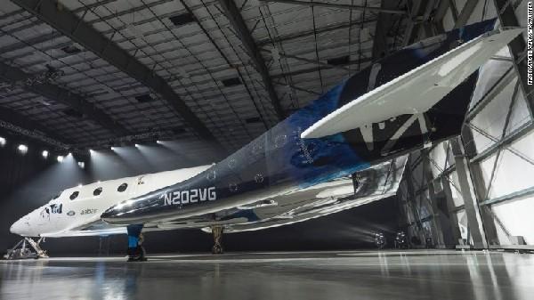 维珍银河将成为世界首家上市的私人载人航天公司