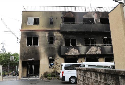 京都纵火案遇难者增至35人 警方没收嫌犯手机查动机