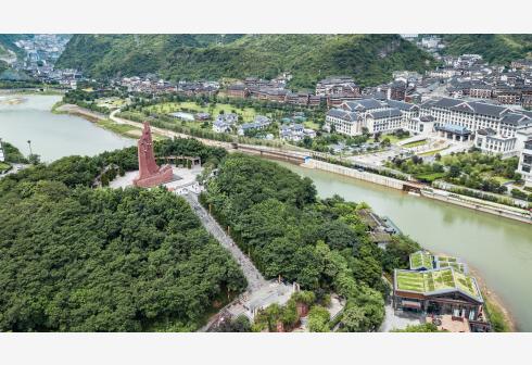 贵州遵义游客接待量从2012年3360万人次跃升至1.55亿人次