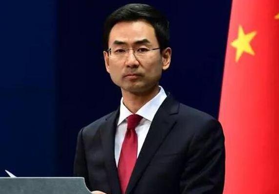 耿爽:某些外部势力在俄从事的勾当和近期在中国香港的所作所为如出一辙
