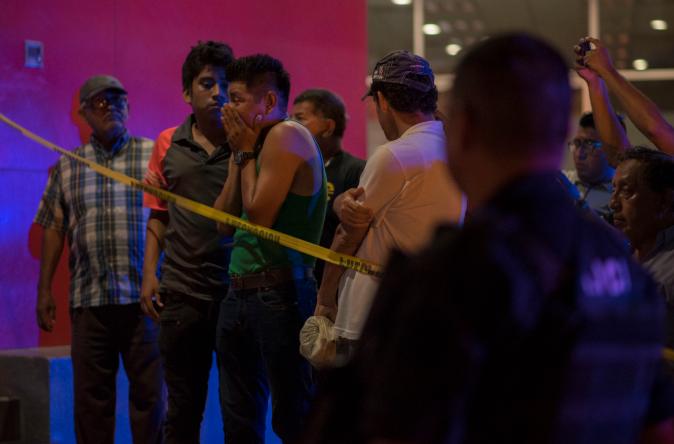 墨西哥韋拉克魯斯州一酒吧起火 至少23死13傷