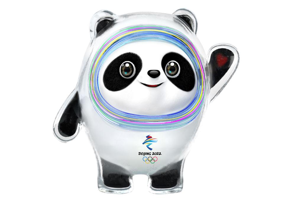 """快讯:2022年北京冬奥会吉祥物""""冰墩墩""""正式发布"""