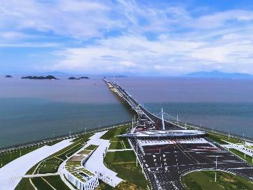 2020,你好 | 港珠澳大桥建设者深情唱响《我的祖国》