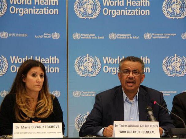 世卫组织说新型冠状病毒疫情尚未构成国际关注的突发公共卫生事件