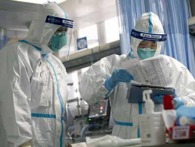 两部门:对参加防治工作的医务人员发放临时性工作补助