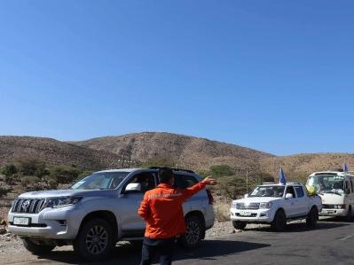 中國同胞從這個國家北部安全撤離了!