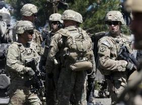 五角大楼批准阿富汗撤军计划 保留两个较大基地