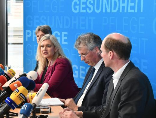 德国确诊达21人 卫生部长称该国处于疫情暴发开端