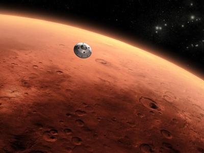 """美""""毅力""""号火星车将携超过1000万个名字去火星"""