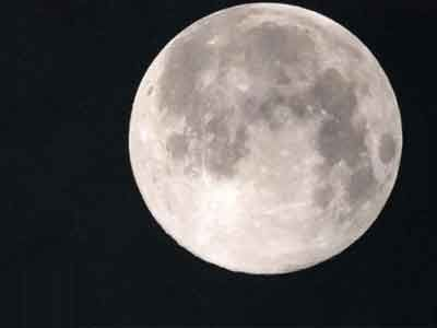 4月8日将上演全年最大超级月亮